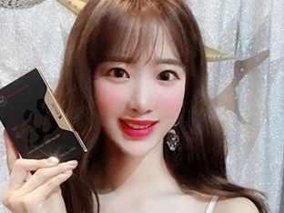 '5월 맥심걸' 치어리더 김한나, 新베이글녀 등극