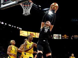 박지수, WNBA 시즌 첫 시범경기서 9분 뛰고 리바운드 5개