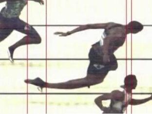 '간발의 차란 이런 것'..볼트 떠난 육상계, 0.001초 경쟁