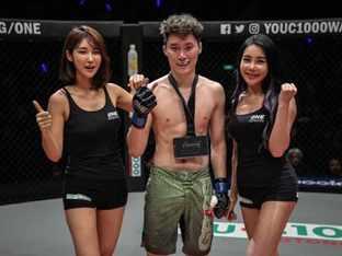 'KO 파이터' 권원일, 고요미와 '한일 격돌'… 원챔피언십 3번째 '1R KO' 도전