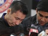리총웨이 암투병, 코에 癌발병..도쿄올림픽 출전 포기