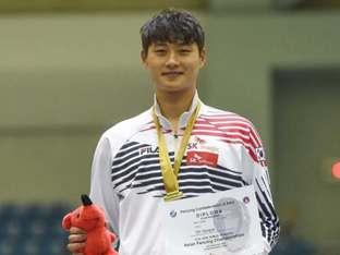 오상욱, 아시아펜싱선수권 남자 사브르 금메달
