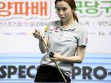 김진아, 랭킹1위 피아비 잡고 결승 첫 진출