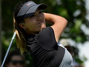 재미동포 애니 박, LPGA 마이어 클래식 3라운드 2위