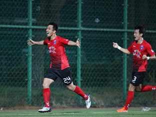 천안시청축구단 VS 대전코레일, 승리로 3위 도약 도전