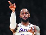 """NBA 루키들의 우상은? 단연 """"르브론 제임스"""""""
