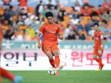 '제주 전 멀티골' 강원 김지현, K리그1 29라운드 MVP