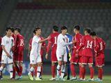 FIFA 회장, 남북전 참관 뒤 실망...