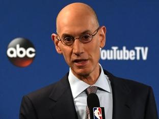 도 넘은 중국 정부, NBA 총재에