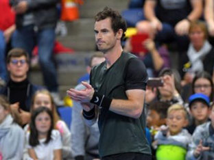 머리, 유러피언오픈 테니스 4강…2017년 프랑스오픈 이후 처음