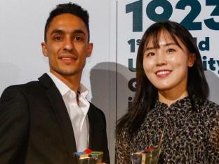 쇼트트랙 김아랑, 국제대학스포츠연맹 '올해의 여자선수상'