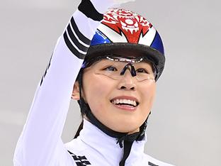 김아랑, 5년 만에 월드컵 개인전서 우승 [쇼트트랙]
