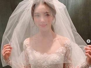 연상은, 오늘(5일) 소규모 웨딩 진행