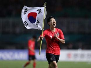 """英매체, """"손흥민 이전에 박지성, 기성용, 박주영이 병역 혜택"""""""