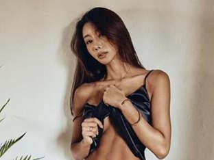 '머슬퀸' 오채원, 탄성 나오는 구릿빛 비키니 몸매