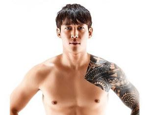 아시안게임 은메달리스트, UFC 좌절 딛고 韓챔프 도전
