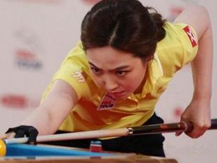차유람, 64강전에서 탈락. 아마추어 챔피언 김민아는 1위로 32강전 진출-LPBA 챔피언십