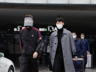 조현우‧이동준, 격리해제…밀접접촉자 7인, 음성 판정