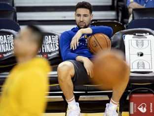 NBA 톰프슨, 아킬레스건 수술받고 시즌 마감…2년 연속 결장