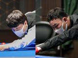'혼조' 서바이벌3쿠션.. 최성원-최완영 '생존' 이충복-김행직 '아웃'