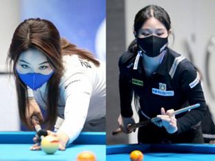 이미래, 김가영등 챔피언조 4승, 전애린, 박수아등 강호고수 4승-LPBA16강리그