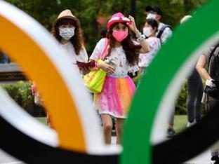 올림픽 열리는 도쿄, 의료 붕괴 우려