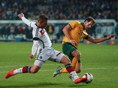 국제 친선 경기 독일 2:2 오스트레일리아