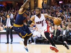 NBA정규시즌  마이애미 히트 88:114 클리블랜드 캐벌리어스