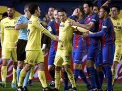 SPA D1 17R  비야레알 1:1 FC 바르셀로나