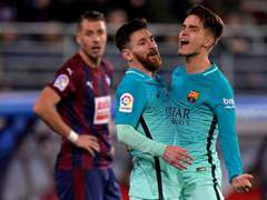 SPA D1 19R SD 에이바르 0:4 FC 바르셀로나