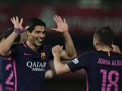 SPA D1 29R 그라나다 CF 1:4 FC 바르셀로나
