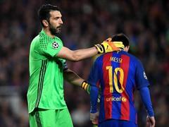 UEFA CL 8강 2차전 FC 바르셀로나 0:0 유벤투스 FC