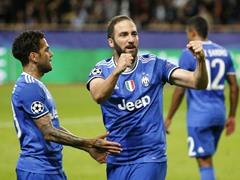 UEFA CL 4강 1차전 AS 모나코 FC 0:2 유벤투스 FC