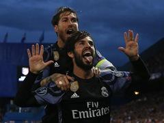 UEFA CL 4강 2차전 아틀레티코 마드리드 2:1 레알 마드리드 CF