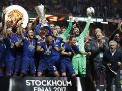 UEFA EL 결승전 AFC 아약스 0:2 맨체스터 유나이티드