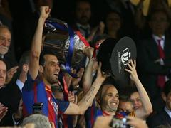 스페인 국왕컵 결승전 FC 바르셀로나 3:1 알라베스