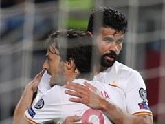 WC 유럽예선 G조 6차전 마케도니아 1:2 스페인
