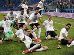 FICC 결승전 칠레 0:1 독일