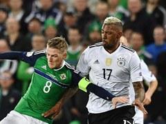 WC 유럽예선 C조 9차전 북아일랜드 1:3 독일