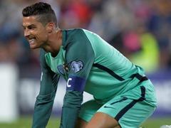 WC 유럽예선 B조 9차전 안도라 0:2 포르투갈