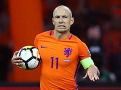 WC 유럽예선 A조 10차전 네덜란드 2:0 스웨덴