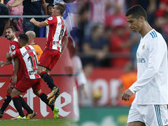 SPA D1 10R 지로나 FC 2:1 레알 마드리드 CF