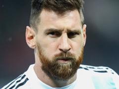 국제 친선경기  러시아 0:1 아르헨티나