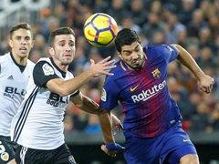 SPA D1 13R 발렌시아 1:1 FC 바르셀로나
