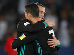 FIFA CWC 준결승전 알자지라 클럽 1:2 레알 마드리드 CF