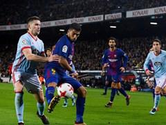 SPA CUP 16강 2차전 FC 바르셀로나 5:0 셀타 비고
