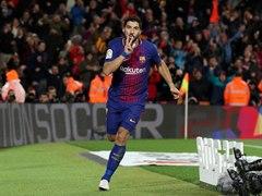 SPA CUP 4강 1차전  FC 바르셀로나 1:0 발렌시아