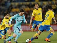 SPA D1 26R UD 라스팔마스 1 :1 FC 바르셀로나