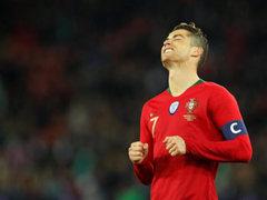 국제 친선경기  포르투갈 2:1 이집트