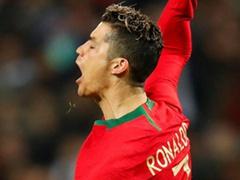 국제 친선경기  네덜란드 3:0 포르투갈